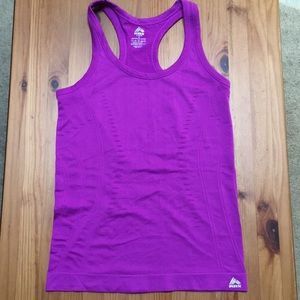 NWOT Reebox Racerback Workout Top